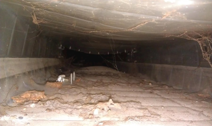 Air Duct & Chimney Cleaning Services San go and Temecula Under Mobile Home Air Ducts on mobile home duct work, mobile home roof designs, mobile home duct repair, mobile home ac duct, mobile home ac units,